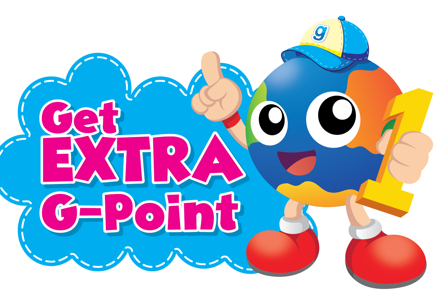 EXTRA G-Points